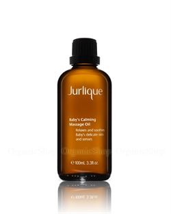 Jurlique - Baby´s Calming Massage Oil 100ml