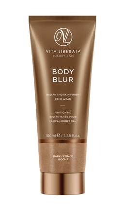 Image of   Body Blur Instant HD skin finish - Dark - 100 ml