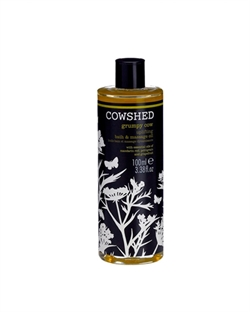 Image of   Cowshed - Grumpy Cow Uplifting Bath & Massage Oil 100 ml