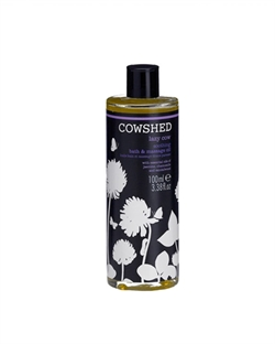 Image of   Cowshed - Lazy Cow Soothing Bath & Massage Oil 100 ml