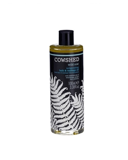 Cowshed - Wild Cow Invigorating Bath & Massage Oil 100