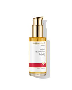 Image of   Dr Hauschka - Almond St. Johns Swort Body Oil