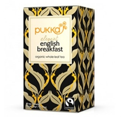 Image of   Pukka - Økologisk Te - Elegant English Breakfast