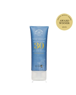 Rudolph Care - Sun Body Lotion SPF 30 Travelsize 75ml